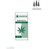 Substrato Canabium 50L Sustrato para Plantas de Cannabis Esponjoso y Ligero
