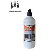 Bioetanol 1L Fuego NET. Combustible para Estu