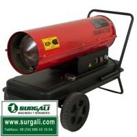 Cañón Calefactor Portátil Diesel 30 Kw.