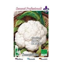 Coliflor Bola de Nieve Eco - 500 Semillas Ecológicas