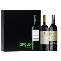 Estuche de Vinos Rioja Reserva