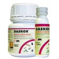Insecticida  Cipermetrin 2% + Metil Clorpirifos 20%  Daskor Masso 30Cc