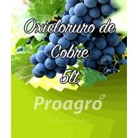 Oxicloruro de Cobre 70 % 5 L