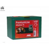 Pila Alcalina Premium Line Pastor/electrificador 75 AH 9V