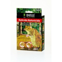 Raticida Ratonicida Pasta-250G