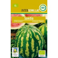 Semillas Ecologicas Sandia Crimson Sweet 3Gr