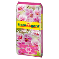 Substrato para Orquídeas Sin Turba Floragard