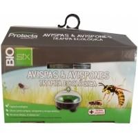 Trampa Ecológica para Avipas, Avispones y Avispa Velutina