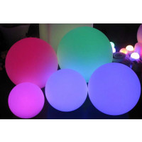 Bolas con Luz LED