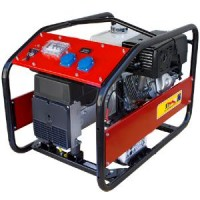 Generador Maqver con Motor Honda Gx390 13 cv
