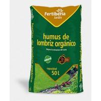 Humus de Lombriz Orgánico de Fertiberia