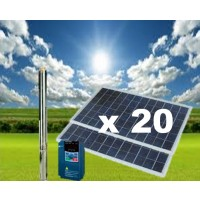 KIT Solar 5,5 HP