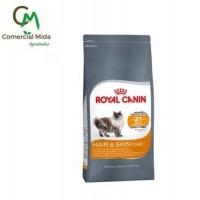 Pienso Royal Canin HAIR & SKIN CARE 2Kg. para el Cuidado de Piel y Pelo en Gatos