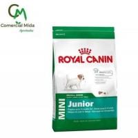 Pienso Royal Canin MINI Junior 4KG para Cachorros de Raza Pequeña (De 2 a 10 Meses)