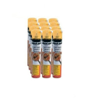 Spray Corpol 500Ml - Pack Ahorro 12x. Tratamiento Madera Anti Carcoma, Termita y Polilla