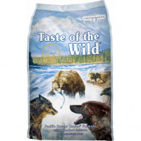 Taste Of The Wild Pacific Stream Pienso para