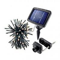 Cadena Solar 100 Led RGB