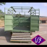 Carro Ganadero Hf-1E-6Cg45