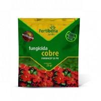 Fertiberia Fungicida Cobre para Control de Enfermedades en Plantas 25 Gr