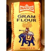 Harina de Garbanzo Natco 500Gr
