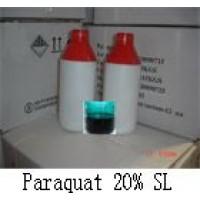 Herbicida-Paraquat 200G/l Ls
