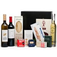 Pack con Vinos y Productos Selectos