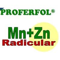Proferfol Mn+Zn Radicular, Corrector Carencias