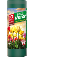 Saco de Basura - Especial Jardín - 120 Litros