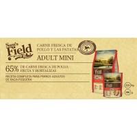 Sam's Field Adult MINI Pollo con Patata 2.5 Kg