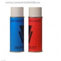 Spray Marcador para Ganado (Vacas, Cerdos, Cabras, Ovejas...) Azul O Rojo 400 ML