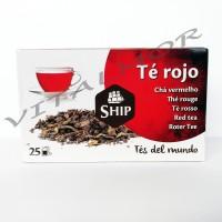 Té Rojo SHIP (25 Filtros) Pu-Erh