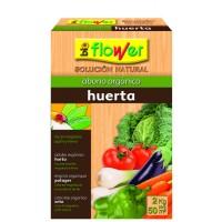 Abono Organico Huerta Bioflower 2 KG