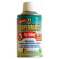 Aerosol Insecticida Zz Coopermatic (250 Ml)