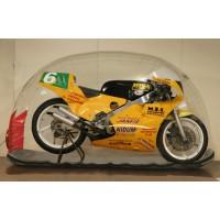 Bike Bubble 2,6X0,75 M Traslúcido, Interior
