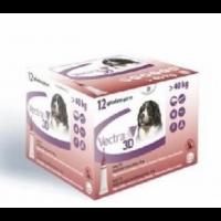 CEVA Pipetas Antiparasitarias Vectra 3D Perro
