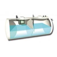 Depósitos para Aguas Pluviales Superficie. 10