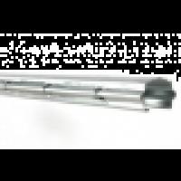 Poste Emparrado Intermedio 2000 MM X 1,5 Mm Espesor