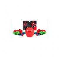 Radical Rojo Bola con Cuerda M 8Cm