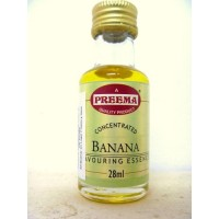 Esencia de Plátano-Banana 28Ml