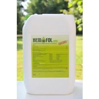 Hemofol N16,5 Hemofol N16,5 Abono Órgano-Mineral Nitrogenado (N) 16,5 Líquido. Garrafa de 25 Kg de Farpro