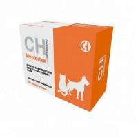 Myofortex para Perros y Gatos Ayuda a la Función Cardíaca Chemical Ibérica 60 Comp.