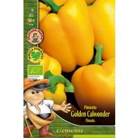 Pimiento Amarillo. Semillas Ecologicas 1Gr