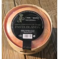 Queso Extremeño de Oveja Pasta Blanda SIN Denominacion 1 Klg Aprox.hnos Pajuelo.