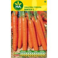 Semillas Zanahoria Nantesa 5 sobre
