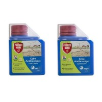 Veneno Cebo Granulado Anti Hormigas para Exteriores Protect Home 2 X 200 Gr