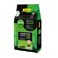 Abono Césped Liberación Progresiva 2 Meses Flower Organic Complet 10 Kg