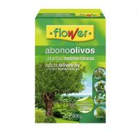 Abono Olivos y Plantas Mediterráneas Flower -
