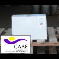 Bioestimulante Ecológico Trama y Azahar Fe-2, Abono CE. Sin Hormonas. Certificado CAAE. Cajas de 12 Botellas X 1 Kg