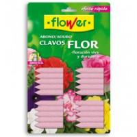 Abono Clavos Flor Flower, 20 U.