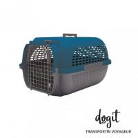 Dogit Pet Voyaguer M Azul/gris